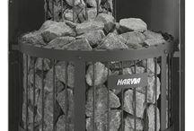 Sauna Heizung
