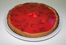 Desserts / Entremets, tartes,....