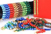 Bracelets / Strass