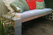 Patio and Outside Ideas / by Gerre
