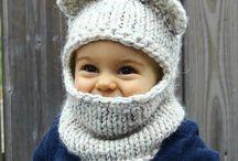 Idées crochet bébé