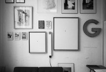 spaces & moments / by Natalie Clark