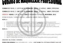CURSOS DE MAQUILLAJE EN ZARAGOZA / INFORMACIÓN SOBRE CURSOS PROFESIONALES O DE AUTOMAQUILLAJE EN ZARAGOZA