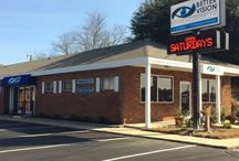 Our Offices / Photos from our 2 easy to find locations in Fayetteville, North Carolina