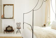 DECORATOR'S WHITE / White Rooms: From Silver Lining to Seed Pearl