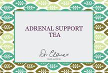 Dr. Clare tea blends