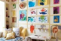inspired kid spaces