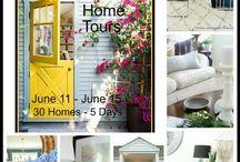 2018 Summer Home Tours / 30 homes sharing their 2018 Summer Home Tour