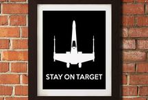 Get Motivated / Geek themed motivational posters enlaced with pop culture references.