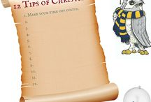 12 Tips of Christmas / Surviving—and thriving—as an online student during the busy holiday season.