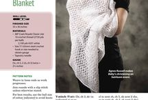 Crochet patterns for Christening Blankets