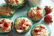 muffins - scones