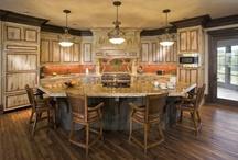 kitchens / by Tracy Edwards