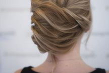hair up stylez