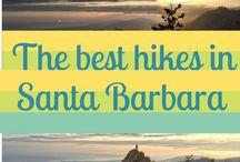 Santa Barbara Lifestyle/Activites / Activities around the Santa Barbara/Montecito area