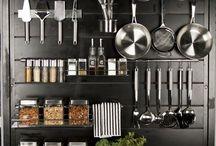 Organizaçao Cozinha