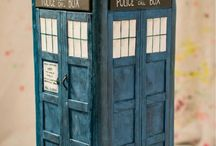 Dr Who stuff/birthday party / by Alissa Mendoza
