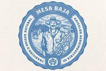 Mesa Baja Packaging and Branding by M. Milovanovic