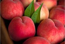 Fruits close up
