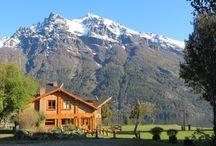 Na beira do Lago Gutierrez, na Patagonia Argentina / Imagens para curtir dos paisagens patagônicos, produtos de nossas viagens anteriores. amuyentravesias@gmail.com