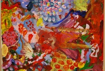 Art Lesson Ideas / by Emeli Reiart