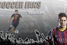Football Fans / Berita Seputar Suppoter dan Fans - http://topbola.net/