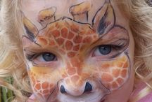 face painting - ideas for kids