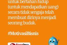 #MotivasiBisnis