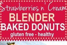 Donuts -baked