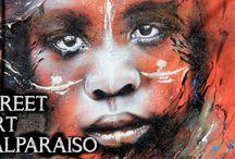 Valparaiso's great street art