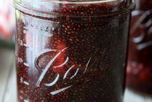 elderberry jams & syrup