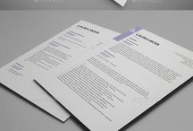 Cleaner Resume CV Template