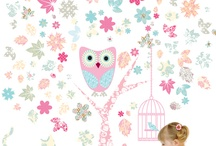 Ideas for baby P's nursery / things I would love to have for my little girls nursery...
