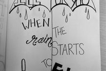 Quotes and drawings❤️