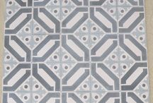 Cuban Cement Tiles - Cuban Heritage Collection / The cement tile is the wall and floor covering solution that offers the widest range of options since the possibilities of combining colors and designs, or even creating your own designs, are truly endless. See more of our Cuban Heritage Collection here: www.marmol.com/cuban-tiles/?filtered=proItem-cuban-heritage