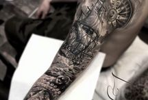 Tattoos sleeve