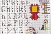 Bordados - Needlework - Embroidery / Bordados!!! Embroidery!!! / by Blog Brilhos&Botões