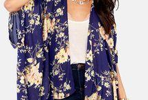 Kimono Jacket / A new obsession