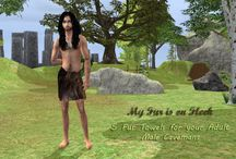 sims 2 medieval / fantasy / historical