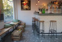 Food and bars in Amsterdam