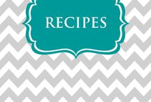 Recipe Organization / Recipe binder printables - just download and print! They can be used in 3 ring binders, with the arc planner or take to your local office supply store and have them binder the pages to create a custom recipe book! Recipe books are perfect for keeping your own recipes organized, and also as gifts for brides and new mom's!