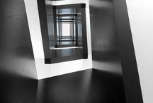 Interior / Corridor / Corridoi, spazi di distribuzione