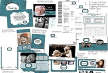 MarketingTemplates / Photoshop Templates for Photographers- Cards, Albums, Collages, Storyboards, Marketing, Holiday, Baby Announcements, Graduation Announcements, Save the Date, Wedding Invitations, Birthday, etc.