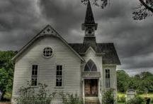 Churches / by Kimberly Tate