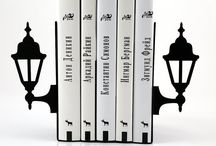 BOOKENDS & BOOKMARKS