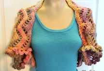Crochet: Clothing / by Melissa Grandt