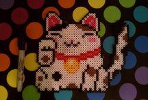 Pearl and bead art / Art