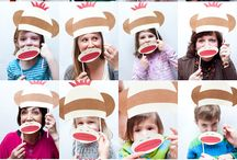 Bubba/Monkey Party