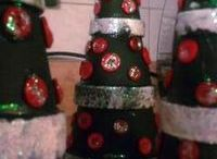 Christmas: Trees / by Southerly Creations