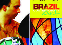 Brazil Contemporary Art / This is a journey through deep brazilian jungles of the past, merging with the cosmopolitan drive of the new milenium. Connecting the past with the futuristic rhythm. ~ Jazz, Fusion, Brazilian , Funk, Big band, experimental , free style, world music.